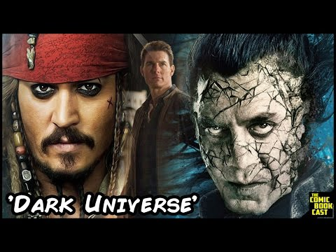 Download Youtube: Dark Universe Announced The Invisible Man and Frankenstein Casting & New Film Announced