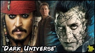 Dark Universe Announced The Invisible Man and Frankenstein Casting & New Film Announced