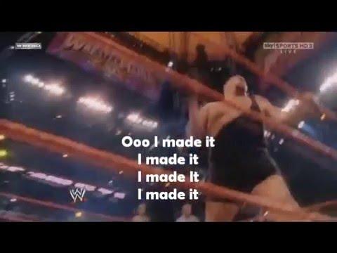 Wrestlemania 26 Theme Song