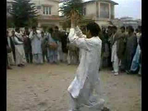 Dance upon Victory of Habib-Ur-Rehman Tanoli from PF 57