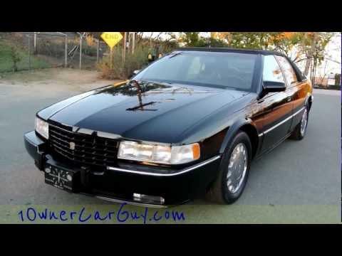 1993 Cadillac Seville STS Vogue Package 1 Owner 4.6L Northstar V8 91K Original Miles