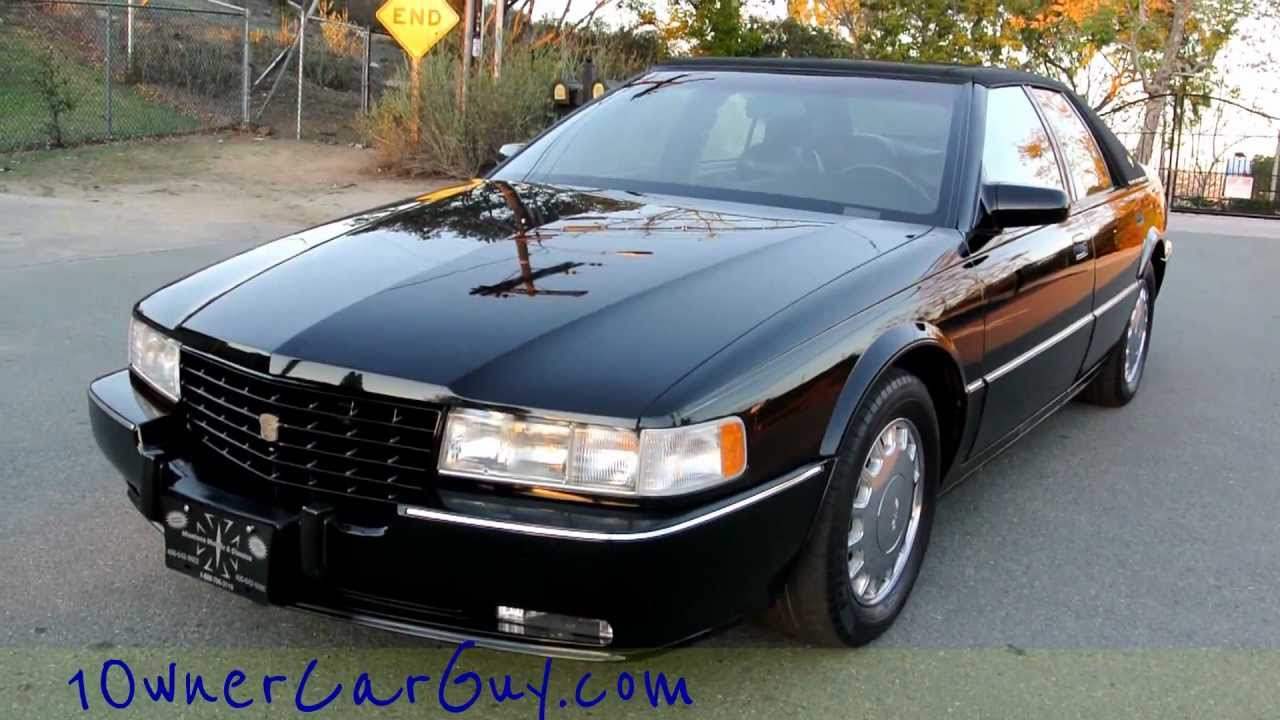 1993 cadillac seville sts vogue package 1 owner 4 6l. Black Bedroom Furniture Sets. Home Design Ideas