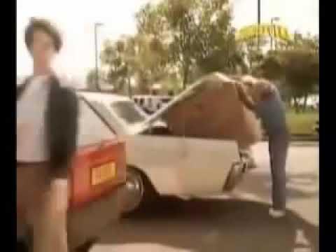 Fiat Panda - Met een Panda lach je iedereen uit (1983)