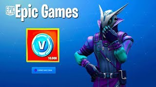 BUG HOW TO GET FREE PAVOS IN FORTNITE BATTLE ROYALE SEASON 9
