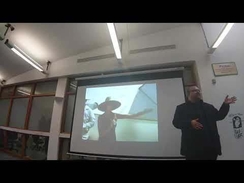 Goldsmiths Talk On Life Extension And Fluid Language