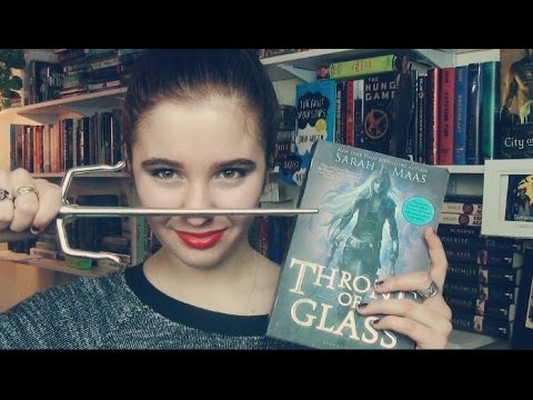 Throne of Glass by Sarah J. Maas Book Review