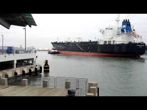 Port of Corpus Christi's tonnage climbs