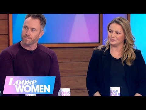 James and Ola Jordan Reflect on Their Successful IVF Journey | Loose Women