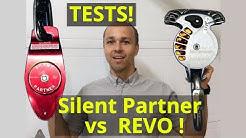 Test: Silent Partner vs Revo FALLS