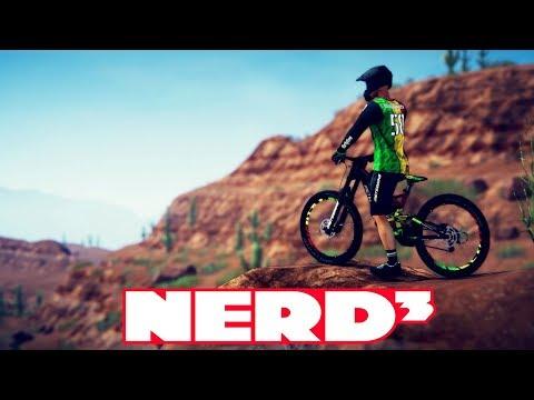 Nerd³ Recommends Descenders - Break Neck Speed