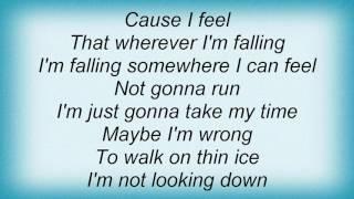 Sasha - Open Water Lyrics