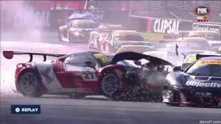 Season Crash Highlights: Australian GT Championship 2015