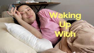 暇すぎて海外セレブのモーニングルーティン完コピしてみた This Is Dove Cameron's Morning Routine   Waking Up With...   ELLE