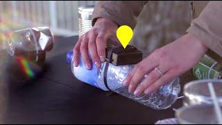 #SUIVEZMOI, itinéraire d'une bouteille en plastique : du tri au recyclage