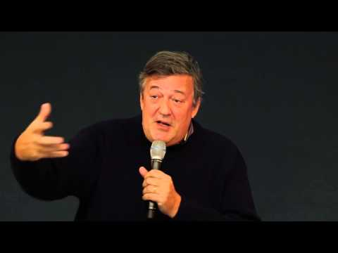 Stephen Fry YourFry Interview