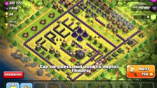 CLASH OF CLANS BLOOPERS