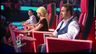 Auditii pe nevazute - Prima Editie - Iulia Dumitrache - Vocea Romaniei 2013 S3