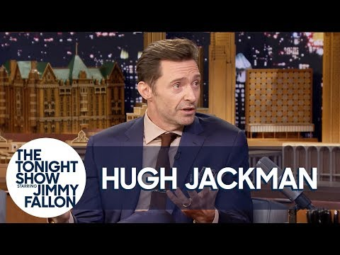 Hugh Jackman Is The Greatest Showman