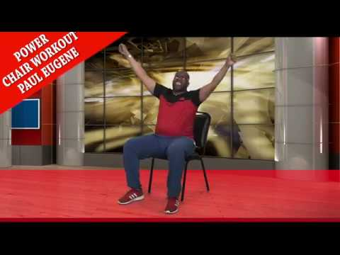 Chair Exercise Justin Timberlake Task Chairs With Arms 10 Minute Power Fat Burning Seated Workout Youtube