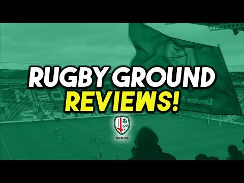 Rugby Ground Reviews: London Irish