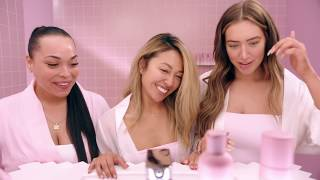 Download Heather, Tiffany and Stassie try out Kylie Skin Mp3 and Videos