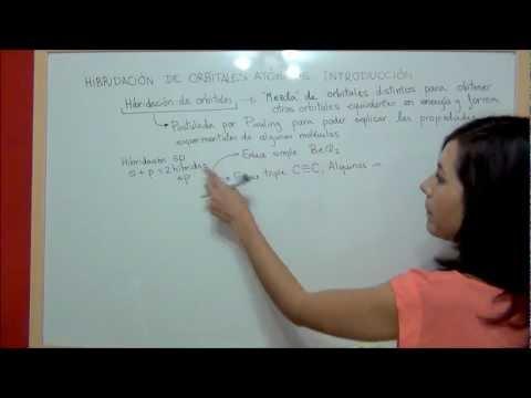 quimica-introducción-a-la-hibridaciÓn-de-orbitales-atómicos