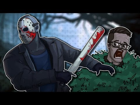 Friday the 13th The Game Funny Moments - Ooooh Mini Ladd!!