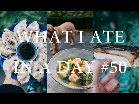 WHAT I ATE ON A UNI DAY #50 // VEGAN + WHILE SICK
