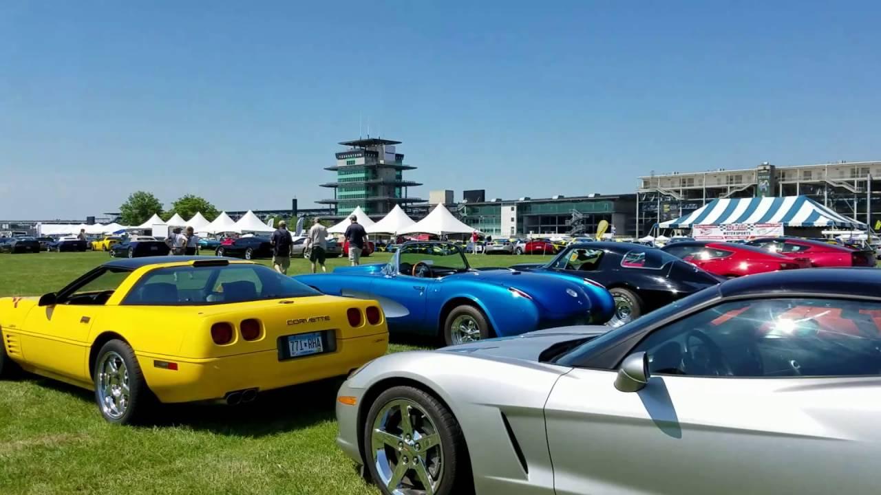 Buyavette At Bloomington Gold Corvette Show YouTube - Buyavette car show