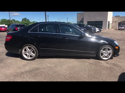2013 Mercedes-Benz E-Class St. Clair Shores, Grosse Pointe ...