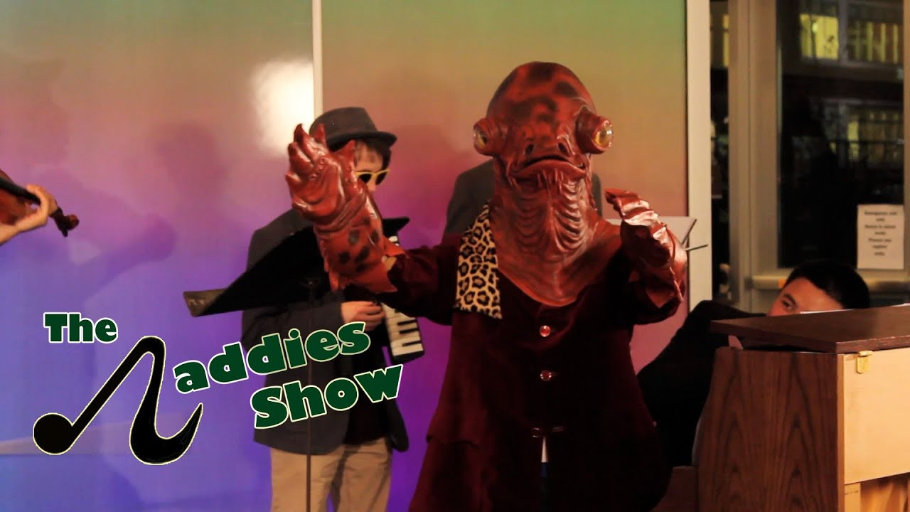 The Laddies Show - Admiral Ackbar's Cadets Part I