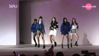 141028 4Minute - Intro + What