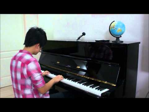 10 Popular Songs in 5 Minutes On Piano! 2013