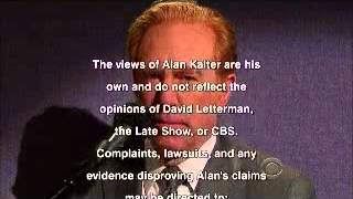 Prove Me Wrong: Richard Dreyfuss (from 3-27-13 Letterman)