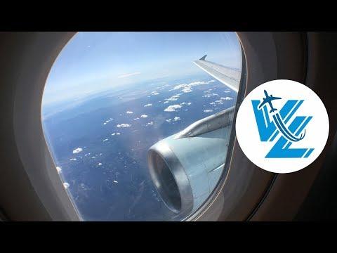 Air Canada Airbus A319 Medium Haul Business Class Review