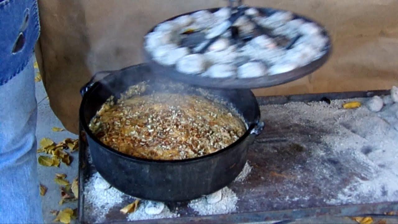 Dutch oven apple dump cake recipes