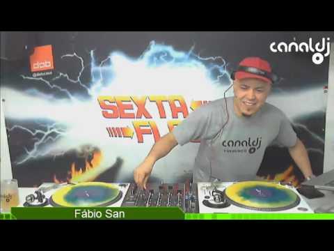 DJ Fábio San - Eurodance, Sexta Flash - 30.09.2016