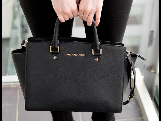 Spot A Fake Michael Kors Mk Bag