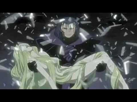 Wake the Nightmares - Wolf's Rain\Rage AMV