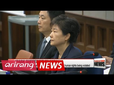 Lawyers say ousted former president Park suffering in jail: CNN