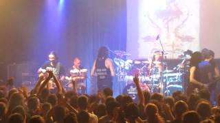 Bereft In The Abyss+Disciples Of The Sacred Oath II, Orphaned Land, Tel Aviv, December 2012