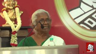 My son will be released soon – Arputhammal spl interview video 28-07-2015