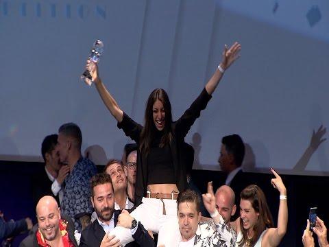Adriana Chía, ganadora de la World Class Competition España 2016