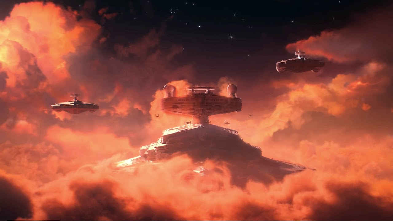 Wallpaper Engine Star Wars Squadrons Star Destroyer Youtube