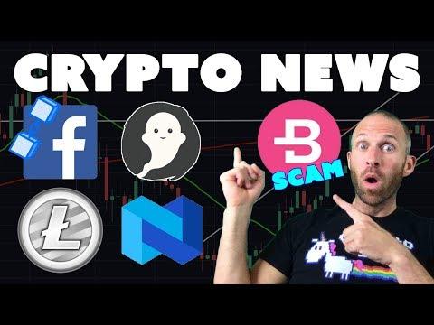 Bytecoin Scam | Nexo | FacebookChain | ETH Casper v0.1.0 | #PayWithLitecoin Cult