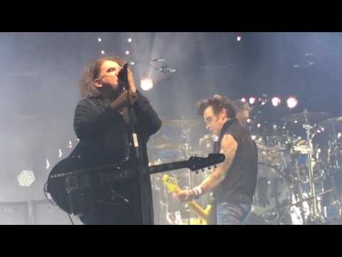 The Cure - The Perfect Girl (live in Berlin 2016)