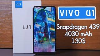 Vivo U1 полный обзор автономного бюджетника! Альтернатива Redmi 7? [4K review]