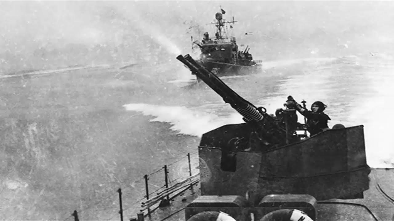 22 chọi 2200 - Trận đấu không cân sức, nhưng Hải quân Việt Nam khiến Hải quân địch khiếp sợ
