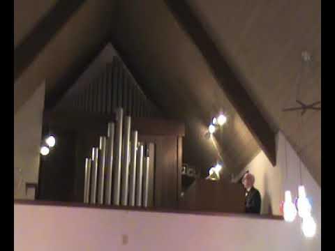 Organ Dedication Recital