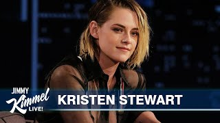 Kristen Stewart on Cooking in Quarantine, Playing Princess Diana & New Movie Happiest Season